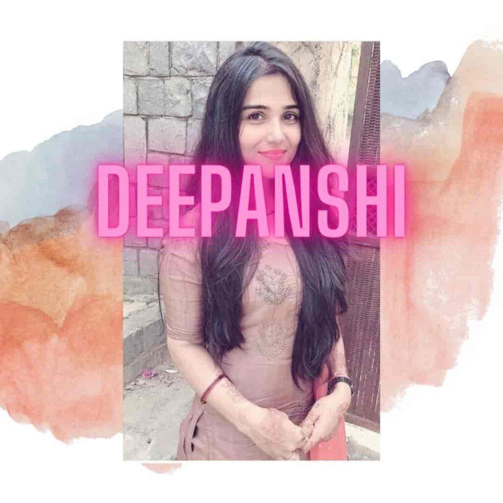 Deepanshi